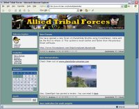 Allied Tribal Forces